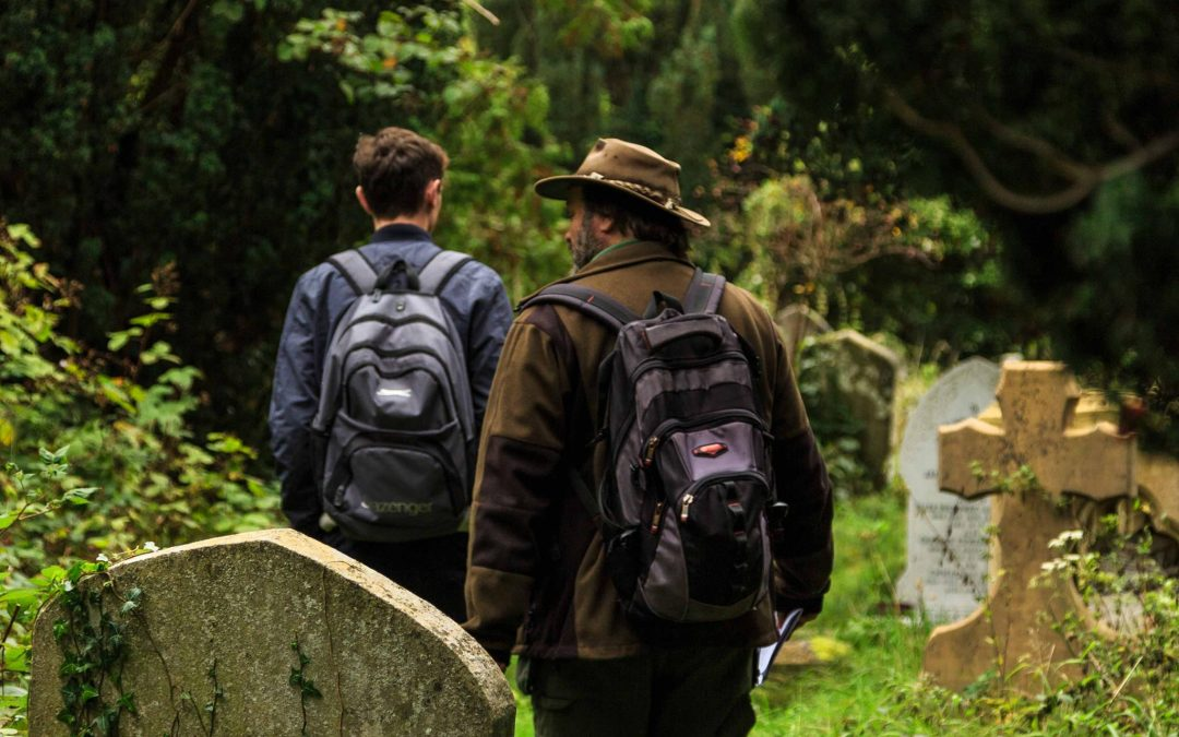 Our visit to Holly Cemetery, Oxford
